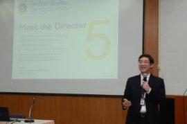 Meet the Director #5