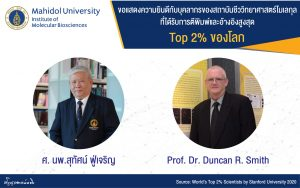 World's Top 2% Scientists 2020